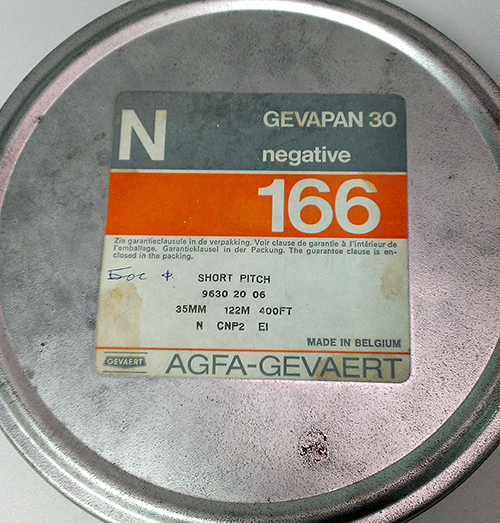 AGFA Gevapan 30