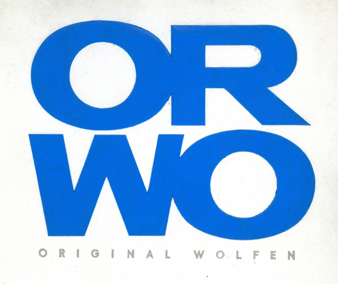A list of ORWO photo materials