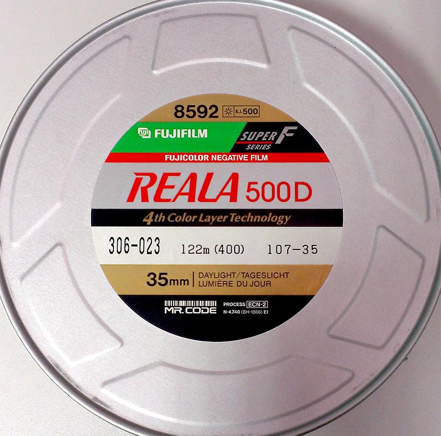 Fuji Reala 500D