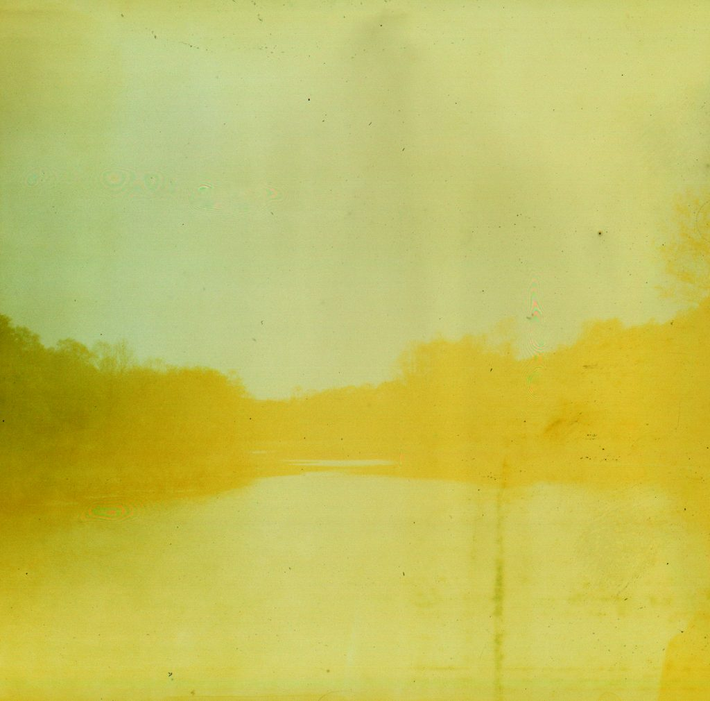 Mistakes in developing color reversal films (with ORWO C-9165 process)