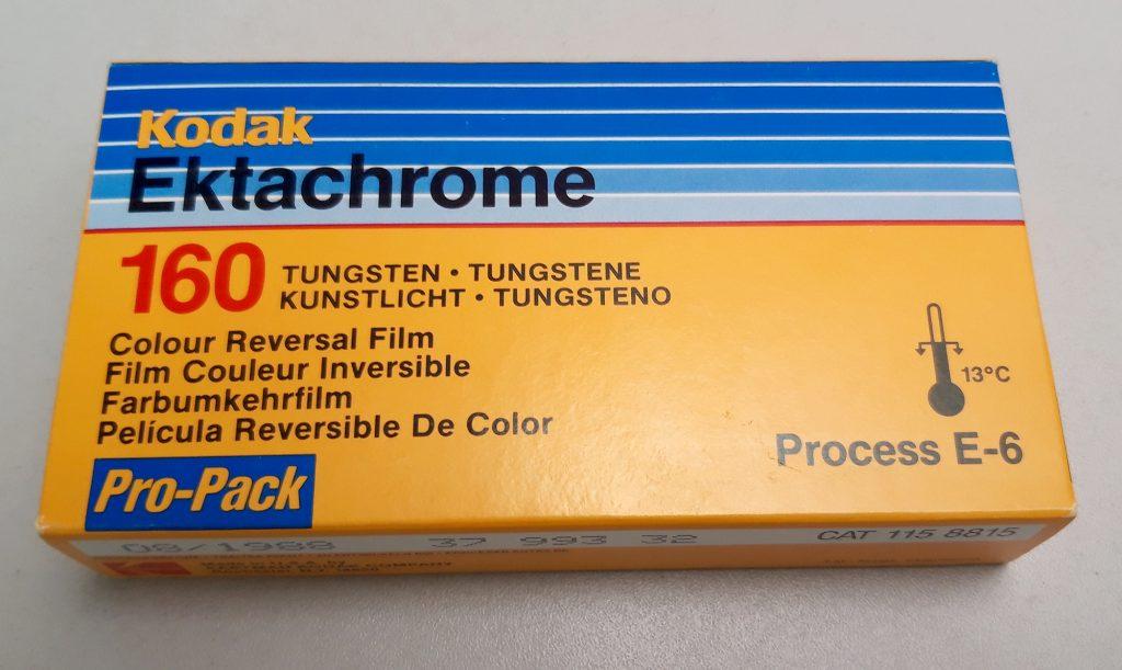 Kodak Ektrachrome 160T