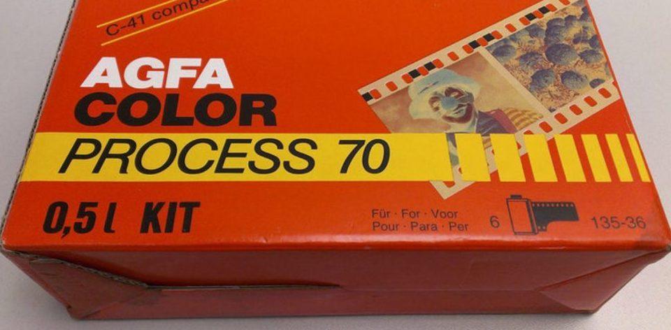 AGFA Process 70